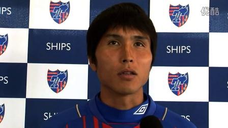 2015/FC東京引进3名年轻后防球员