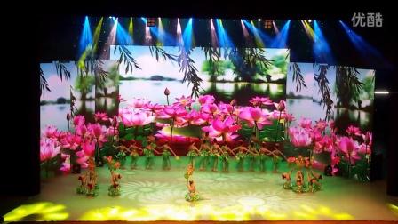 池州市小天鹅艺术培训学校  舞蹈《荷花颂》