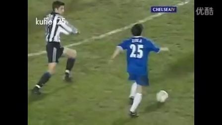 切尔西传奇吉安弗朗哥.佐拉的20大进球