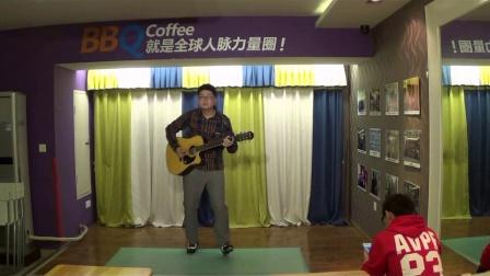 牛人_月亮代表我的心_陆峰吉他舞表演_吉他踢踏舞_南宁踢踏舞培训_新年快乐_情人节快乐