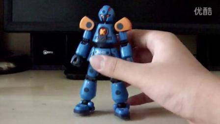 【惡魔上传】纸箱战机 LBX 限定骨架版 万代 AX-00(优酷首发)