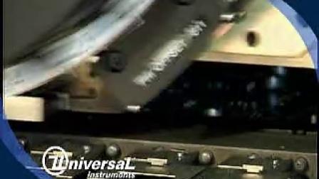 环球仪器Advantis AC-30S 元件贴装范围