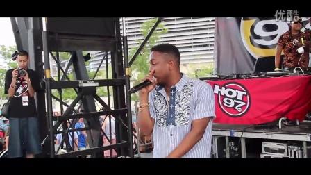 Kendrick Lamar - A.D.H.D.  现场版