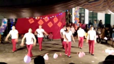 [热点]桂林市龙胜县同烈村春节联欢晚会 2015