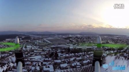 FlyEye精编国外专业航拍APM飞控飞行测试