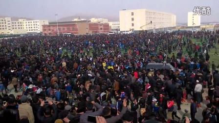 阿图什足球比赛4万个球迷