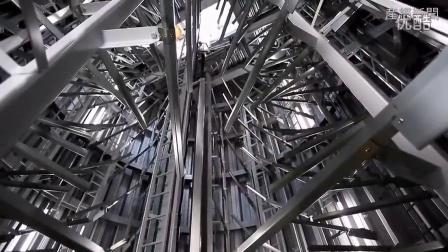 [K分享] 闻所未闻!日本黑科技全自动地下自行车停车场