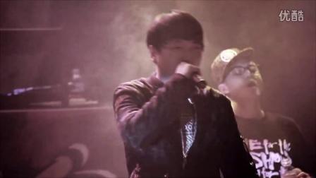 Huckleberry P with Ignito, MC Meta - 无言歌 LIVE