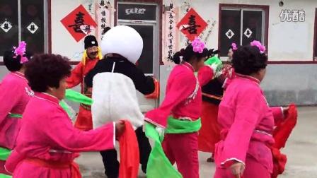 山东省烟台市招远县张星镇马格庄秧歌队