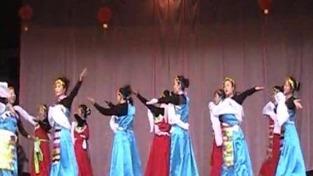 2011年甘肃省陇南市西和县何坝镇何坝村春节联欢晚会(上)
