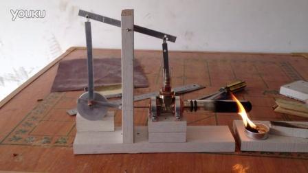 斯特林发动机模型
