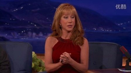 Kathy Griffin s X-Rated New Years With Anderson Cooper - CONAN on TBS