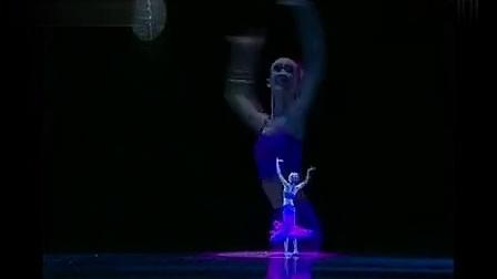 民族民间舞《月之花语》第十届桃李杯舞蹈比赛女子独舞少年组