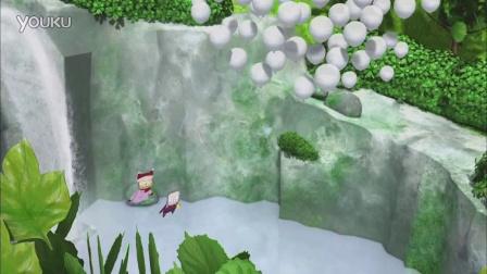 江苏有线亲子幼教频道——3D动画之云彩面包