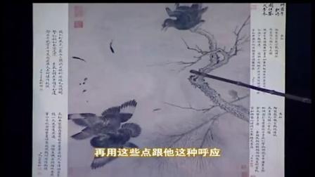 白菜国画画法视频国画寿桃入门画法