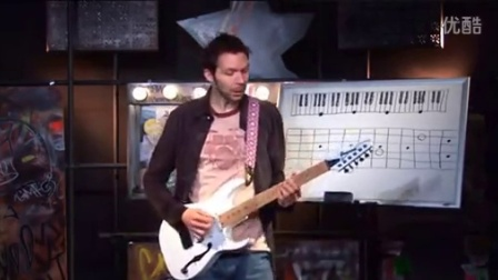 Paul Gilbert Lesson How to Organize Patterns on the Fretboard
