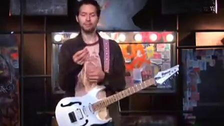 Paul Gilbert Guitar World Lesson August 2009