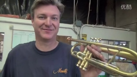 FIRST NOTES! PROTOTYPE PRANA 1 Bb TRUMPET! - David Monette Trumpets_2