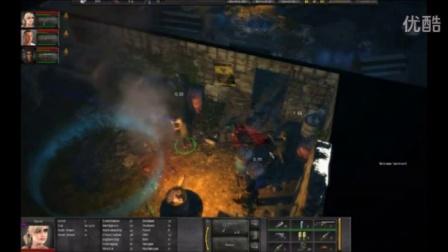 Forsaken Fortress 小队合作战斗测试视频
