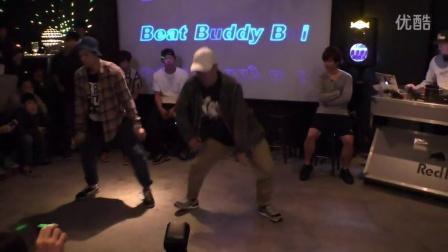 【街舞视频】RYO & YASS(Beat Buddy Boi)-2015街舞牛人斗舞大赛比赛大神达人冠军高手