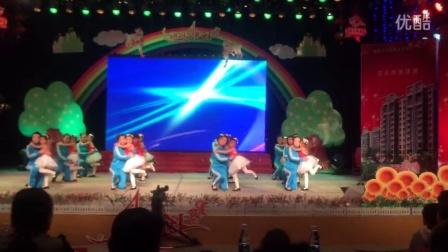 快乐一家亲   定陶县北关和第一所幼儿园