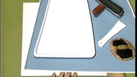 木刻版画的制作和雕刻刀的使用教程