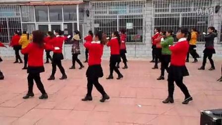 大山口广场舞跳到北京