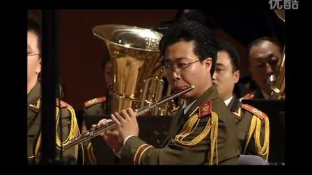 管乐交响音画《长江颂》解放军军乐团演奏-于建芳指挥
