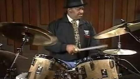 """美国鼓手大师 Bernard """"Pretty"""" Purdie 又厉害又很幽默!"""