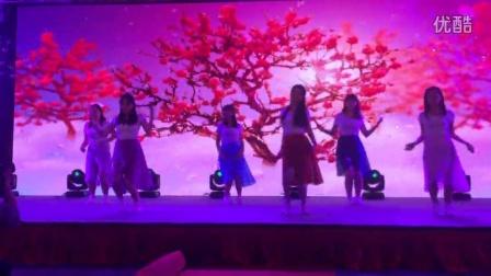 智联招聘深圳分公司2014年员工年会《花漾》