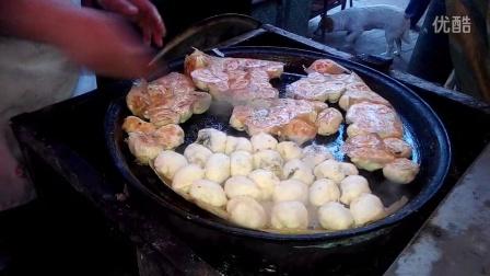 郑州哪里教早点许昌水煎包、胡辣汤、豆腐脑培训加盟手抓饼酱香饼早点培训
