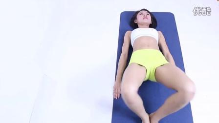 韩国美女瑜伽教学片(三)-爱生活爱健康,保持完美身材!