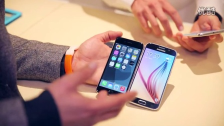 三星Galaxy S6  VS  iPhone 6 - 世界移动通信大会 MWC 2015