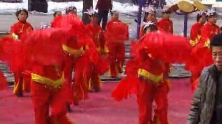 扇子健身舞 中国喜事(贺新春)