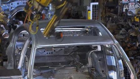 宝马汽车生产美体