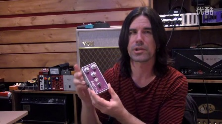 Bogner Burnley Distortion, demo by Pete Thorn