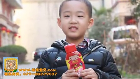 快乐宝贝 天使梦想秀 王一涵喜欢 李锦记的番茄沙司