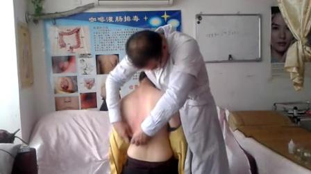 乳腺刮痧 [中质量和大小]