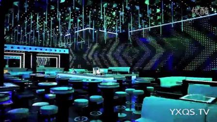 4维空间的酒吧视觉设计