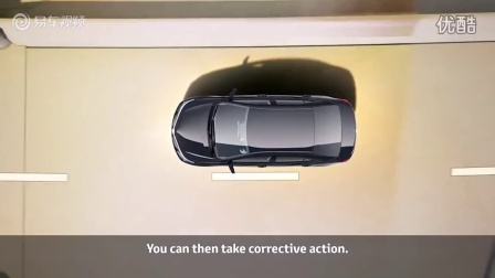 详细展示 丰田汽车预碰撞安全系统