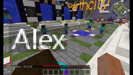 【舍长制造】我的世界(Minecraft) 建筑模式 试玩
