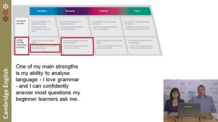 Introducing the new Cambridge English Teaching Framework