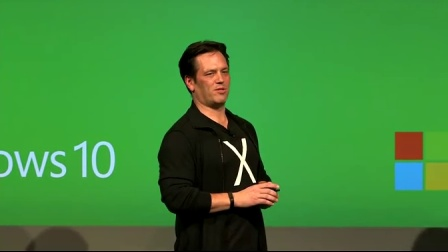 Phil Spencer at GDC 2015