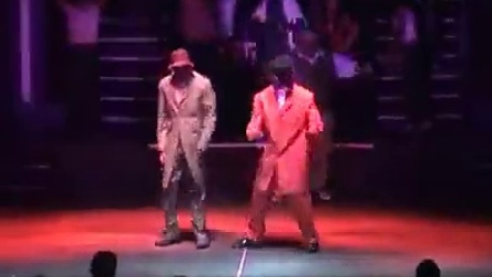 This is a REAL POPPING ROUTINE! - Jazzy J Electric Boogaloos 《Red Suit》