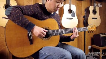 大师手工吉他 ERVIN SOMOGYI MD 80S 沁音原声吉他