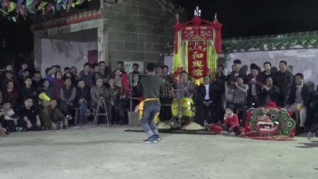 红海湾东洲北门和兴馆狮猊(狮姨) 北帝宫排狮2—2015217