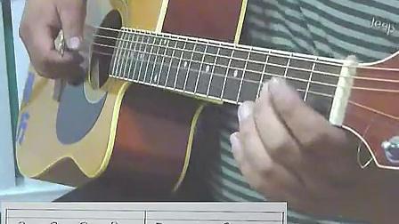 吉他入门第4讲吉他的左手独奏