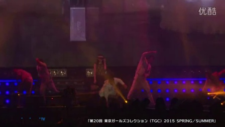 「TGC2015 S_S」菜々緒、すみれ、香里奈が登場!