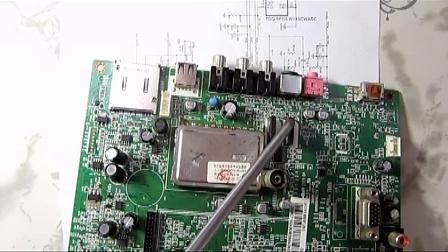 02液晶彩电原理与维修 电视信号接收电路故障分析