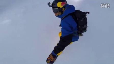 极限运动之滑雪者的乐趣 极限运动视频